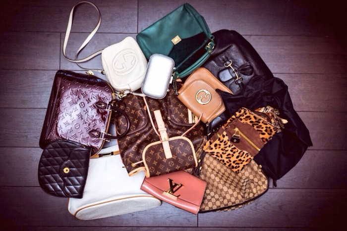7 days in my bag / 7 дней в моей сумке