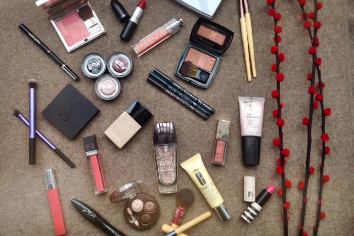 2013 Favorite Make-up / Любимая косметика 2013