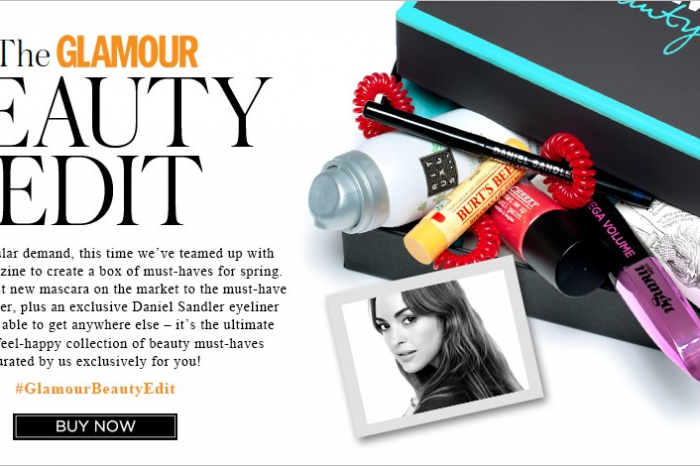 Amazing offer from Glamour full of goodies.