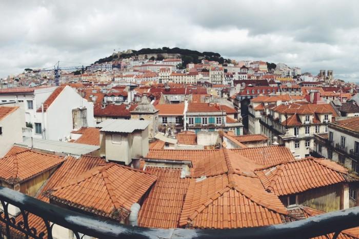 Lisbon Day 1 and 2./ Лиссабон день 1-ый и 2-ой.