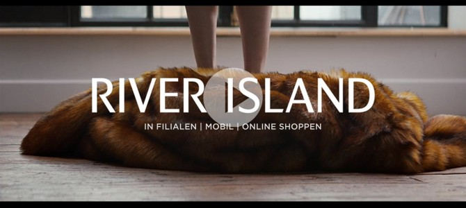 Tati Cotliar and Sebastian Sauve for River Island AW 2014