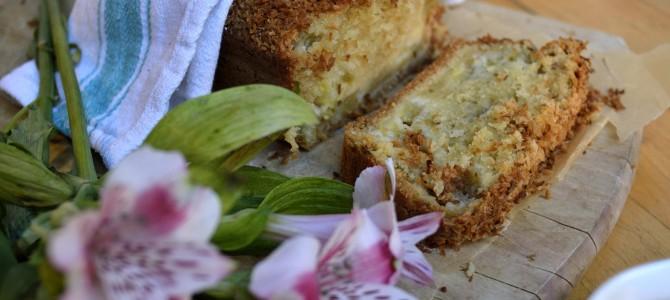 THE BEST coconut rhubarb cake! / САМЫЙ ВКУСНЫЙ ревнево-кокосовый кекс!